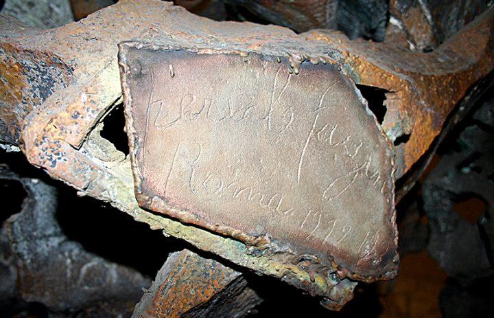 RESURREZIONE AULA PAOLO VI ISPEZIONE VISIVA 01 09 2011 (76)