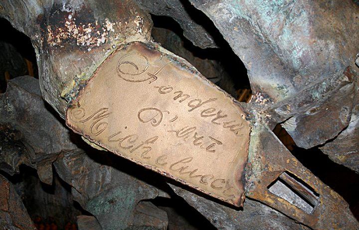 RESURREZIONE AULA PAOLO VI ISPEZIONE VISIVA 01 09 2011 (83)